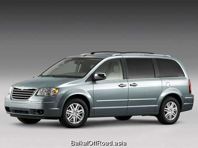 Chrysler Town&Country 3.8 V6 (197Hp) (Автомат)