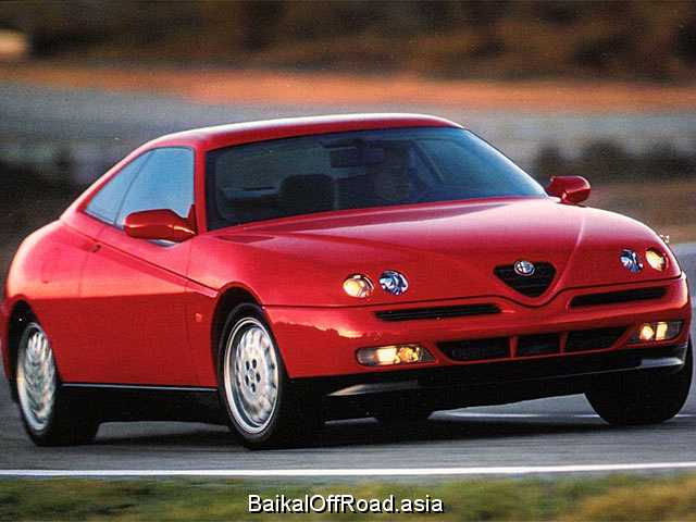 Alfa Romeo GTV 3.0 i V6 24V (218Hp) (Механика)
