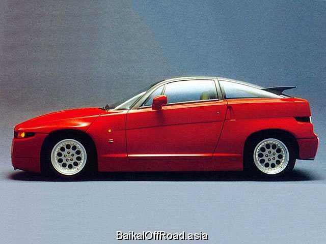 Alfa Romeo RZ 3.0 V6 (210Hp) (Механика)