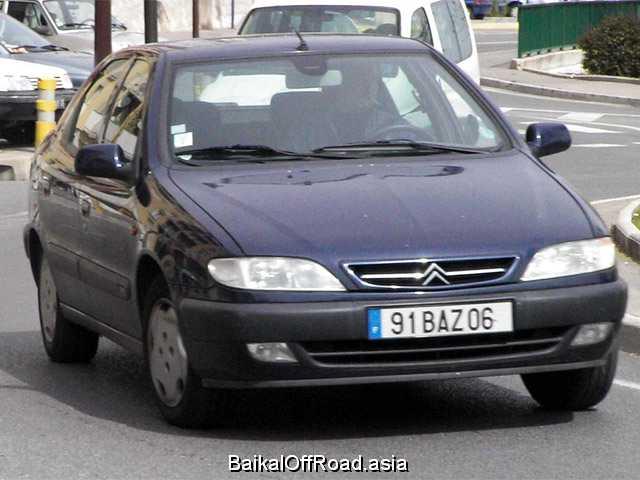 Citroen Xsara Coupe 1.4 HDi (68Hp) (Механика)
