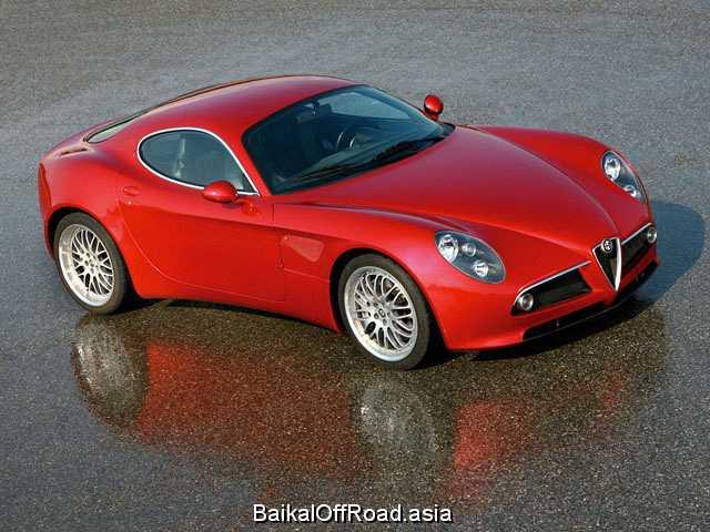 Alfa Romeo Spider 1300 (87Hp) (Механика)