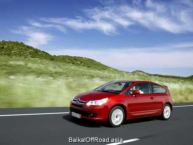 Citroen C4 Coupe 2.0 i 16V (138Hp) (Механика)