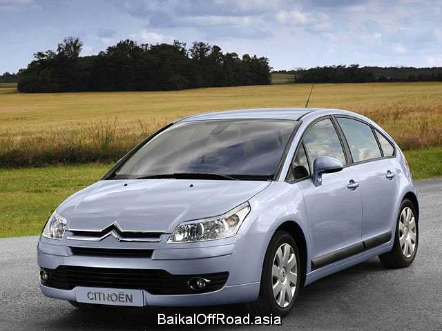 Citroen C4 Saloon 2.0 i 16V (180Hp) (Механика)