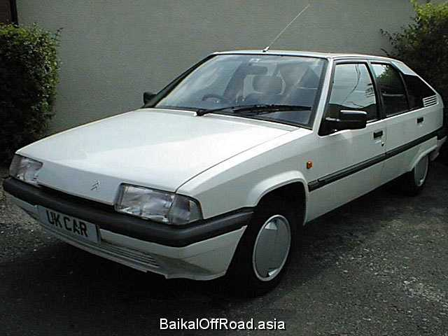 Citroen BX Break 1.4 (72Hp) (Механика)