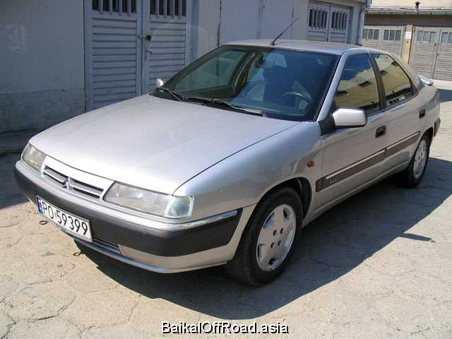 Citroen Xantia 2.1 Turbo D 12V (109Hp) (Механика)