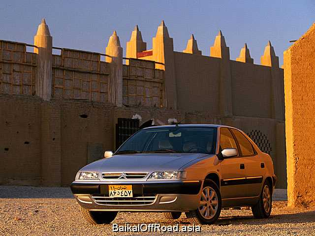 Citroen Xantia (facelift) 1.9 Turbo D (90Hp) (Автомат)