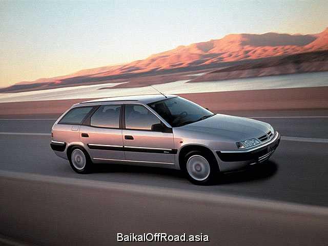 Citroen Xantia Break (facelift) 3.0 V6 (190Hp) (Механика)
