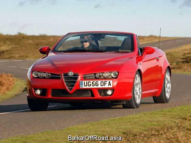 Alfa Romeo Spider 3.2 Q4 (260Hp) (Механика)