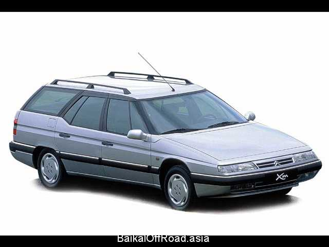 Citroen XM Break (facelift) 2.1 TD 12V (109Hp) (Механика)