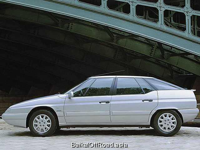 Citroen XM (facelift) 2.1 TD 12V (109Hp) (Механика)