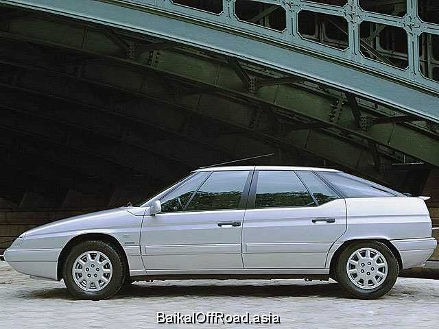 Citroen XM (facelift) 3.0 V6 (167Hp) (Автомат)