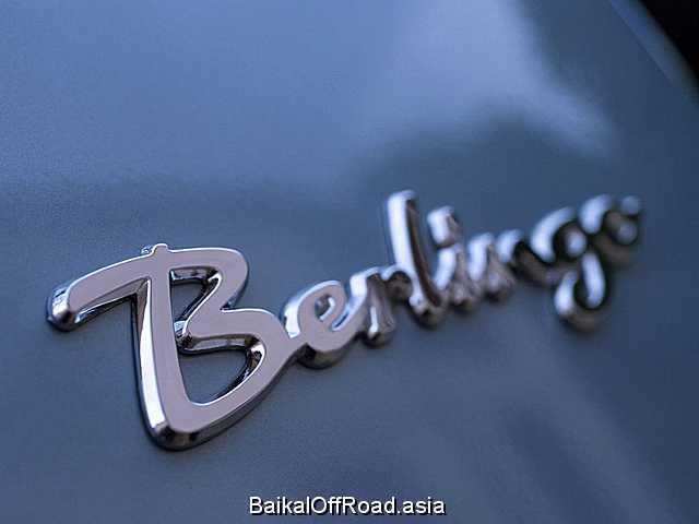 Citroen Berlingo (facelift) 1.6 i 16V (110Hp) (Механика)
