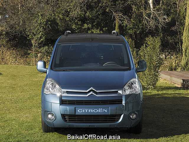 Citroen Berlingo 1.6 Hdi (90Hp) (Механика)