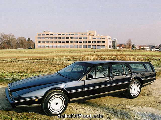 Aston Martin Lagonda 5.3 (340Hp) (Механика)
