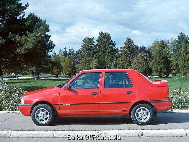Dacia Solenza 1.4 i (75Hp) (Механика)