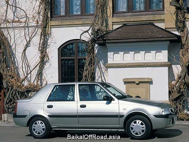 Dacia Logan 1.4 i (75Hp) (Механика)