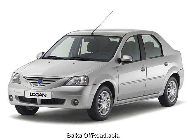 Dacia Logan MCV 1.6 (90Hp) (Механика)