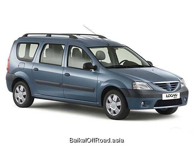 Dacia Logan (facelift) 1.4 (75Hp) (Механика)