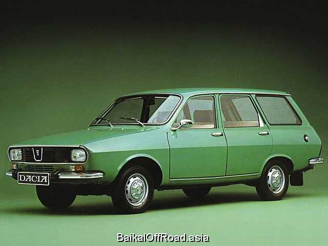 Dacia 1300 1.3 (54Hp) (Механика)