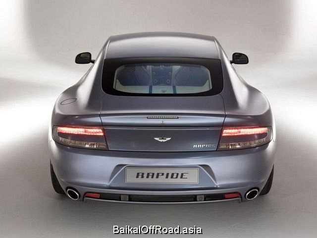 Aston Martin Tickford Capri 2.8 T (208Hp) (Механика)