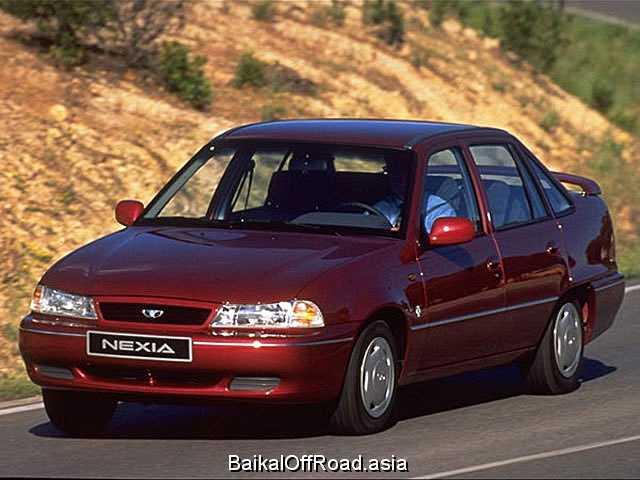 Daewoo Nexia (facelift) 1.5 DOHC (80Hp) (Механика)