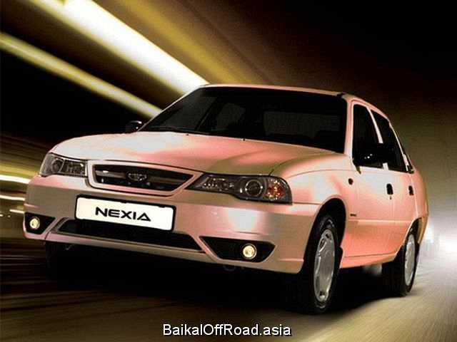 Daewoo Nexia (facelift) 1.5 SOHC (80Hp) (Механика)