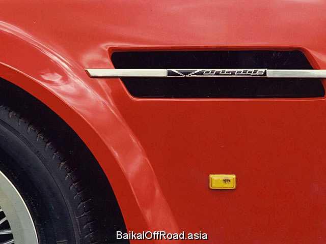 Aston Martin V8 Volante 5.3 (340Hp) (Механика)