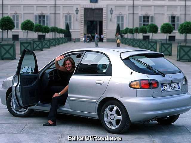 Daewoo Lanos Combi 1.6 i 16V (106Hp) (Механика)
