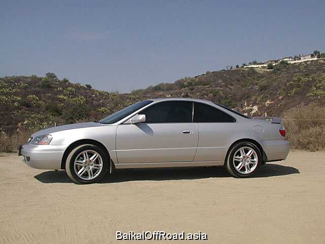 Acura CL 3.2 i V6 24V Type S (263Hp) (Механика)