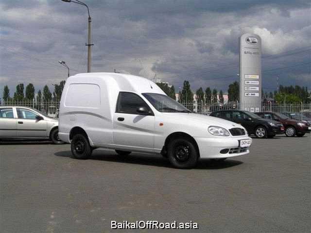 Daewoo Racer Combi 1.5 (89Hp) (Механика)