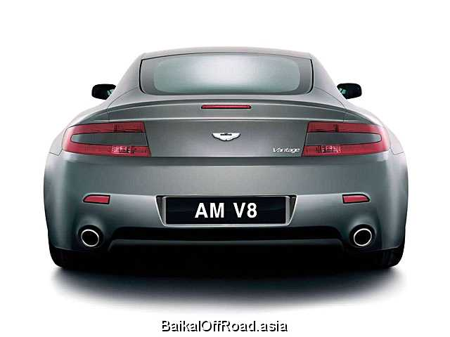 Aston Martin V8 Vantage Roadster 4.3 (385Hp) (Механика)