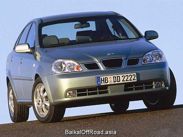 Daewoo Nubira Wagon 1.6 i 16V (110Hp) (Механика)