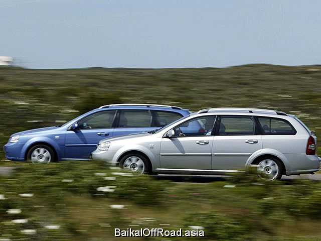 Daewoo Nubira Wagon 1.8 i 16V (123Hp) (Механика)