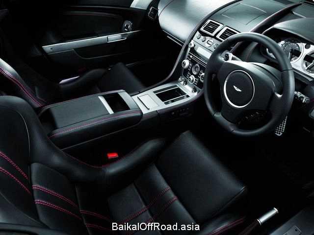 Aston Martin V8 Vantage Roadster 4.7 (426Hp) (Механика)