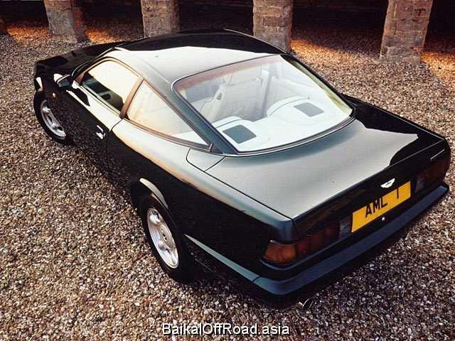 Aston Martin Virage Volante 5.3 (336Hp) (Механика)