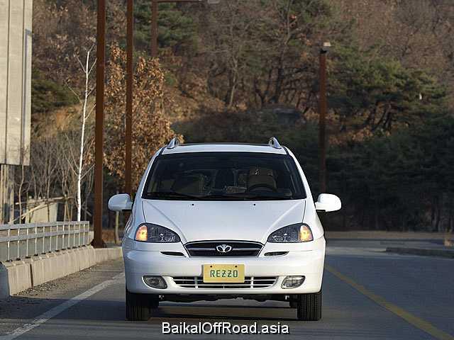 Daewoo Rezzo 2.0 i 16V (121Hp) (Автомат)