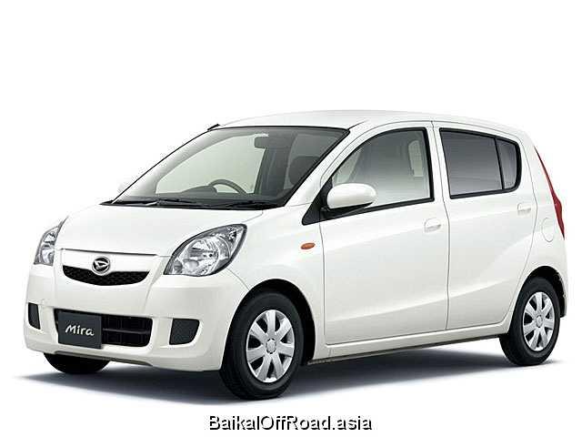 Daihatsu Naked 0.7 i 12V G (58Hp) (Автомат)