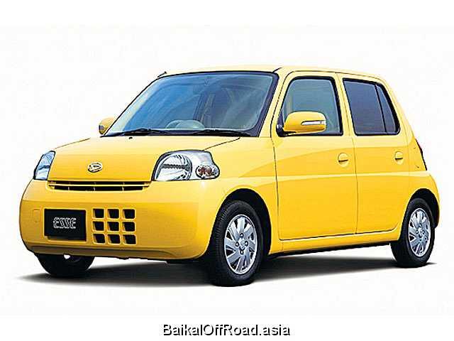 Daihatsu Charade Combi 1.0 (50Hp) (Механика)