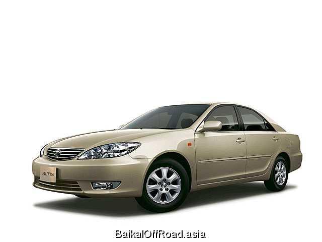 Daihatsu Altis 2.4 i 16V 4WD (159Hp) (Механика)