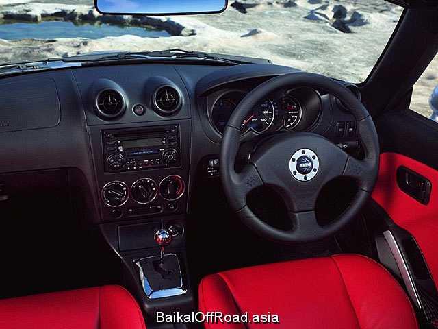 Daihatsu Wildcat/rocky 2.7 TD (88Hp) (Механика)