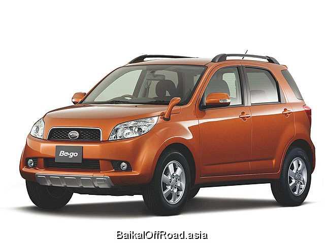 Daihatsu Delta Wagon 2.0 i 16V (131Hp) (Автомат)