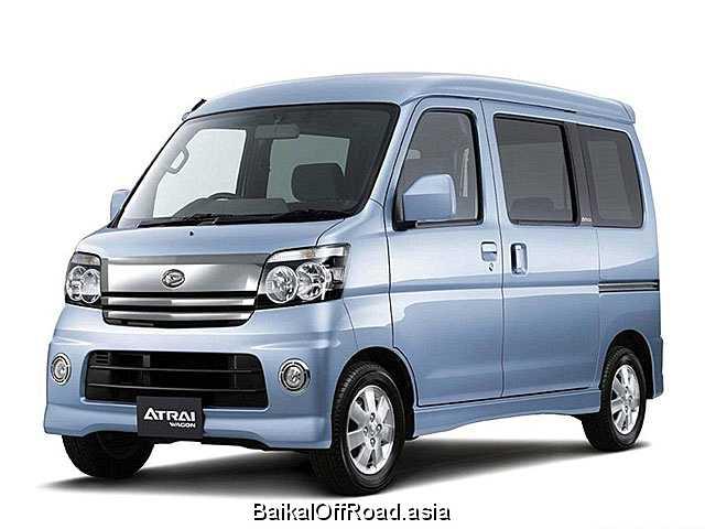 Daihatsu Atrai/Extol 1.3 CL 4WD (90Hp) (Механика)
