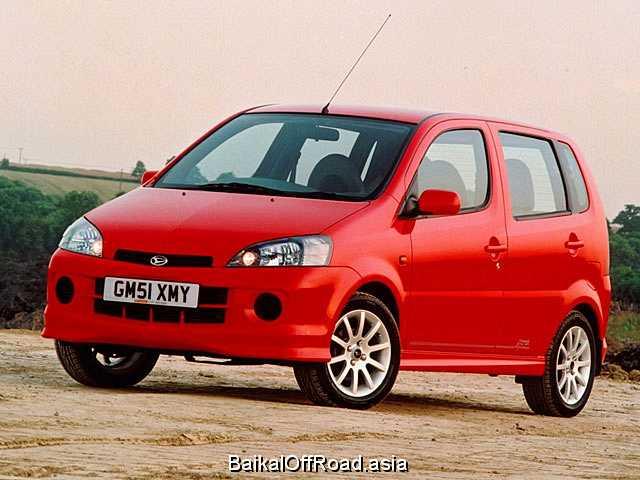 Daihatsu YRV 1.3 i 16V Turbo (129Hp) (Механика)