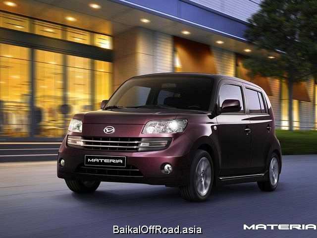 Daihatsu Materia 1.5 (103Hp) (Автомат)