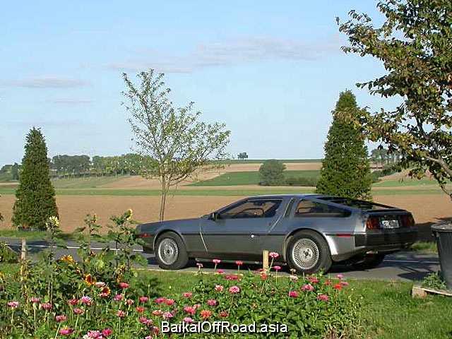 De Tomaso Guara Barchetta 4.0 i V8 32V (304Hp) (Механика)