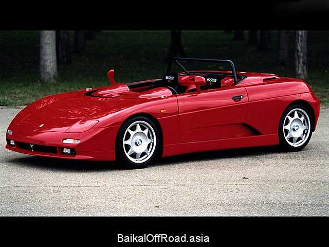 De Tomaso Guara 4.0 i V8 32V (283Hp) (Механика)