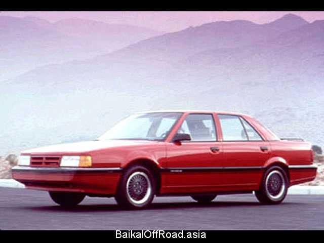 Dodge Intrepid 3.3 i V6 (163Hp) (Автомат)