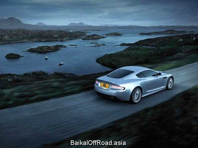 Aston Martin DBS Volante 5.9 (517Hp) (Механика)