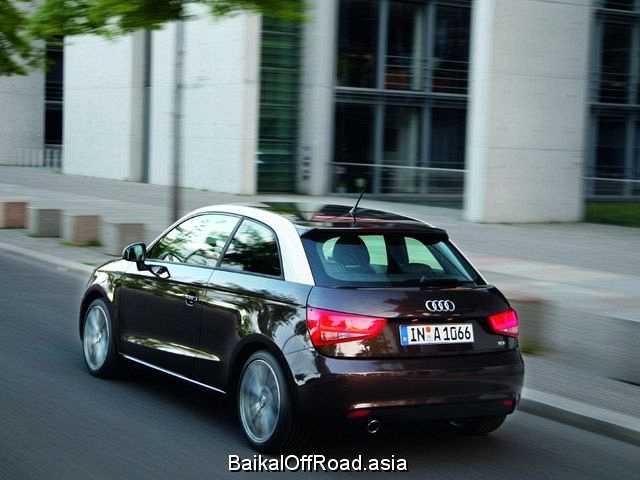 Audi A1 1.4 TFSI (122Hp) (Механика)
