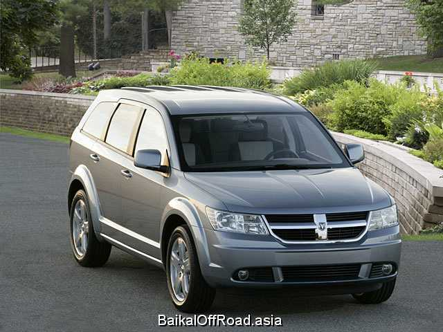Dodge Journey 3.5 (235Hp) (Автомат)